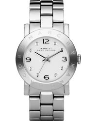 Marc By Marc Jacobs Womens Amy Stainless Steel Bracelet - Lyst