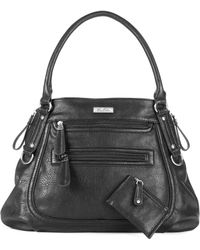 Marc Fisher - Function Junction Dome Satchel - Lyst