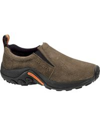 Merrell - Jungle Suede Slip-On Shoes - Lyst