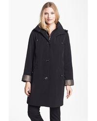 Gallery Aline Coat with Detachable Hood Liner - Lyst