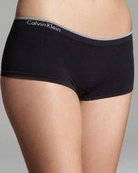 Calvin Klein Hipster Womens Seamless - Lyst