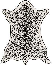 Maslin & Co. Black Jaguar Hide Beach Towel - Lyst
