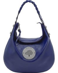 Mulberry Daria Spongy Leather Hobo - Lyst