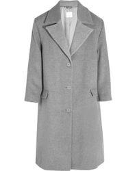 Richard Nicoll | Oversized Wool Coat | Lyst