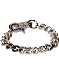 Cheap Monday Link Bracelet - Lyst
