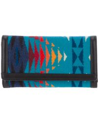 Pendleton Patterned Wallet