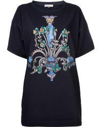 Swash London - Floral Chandelier Shift Dress - Lyst