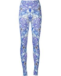 Swash London - Floral Legging - Lyst