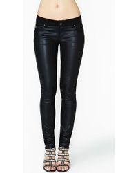 Nasty Gal Dark Side Skinny Jeans - Lyst