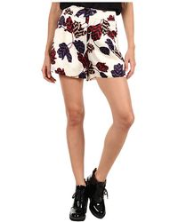 Marc By Marc Jacobs - Marie Tulip Short - Lyst