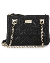 Kate Spade Sedgwick Place Morgan Quilted Shoulder Bag - Lyst