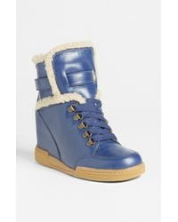 Marc By Marc Jacobs Good Sport High Top Wedge Sneaker - Lyst