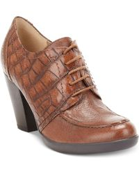 Kenneth Cole Reaction Full Of Life Booties - Lyst