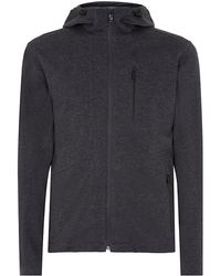 Zegna Sport - Hooded Zip Jacket - Lyst