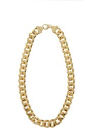 Kurt Geiger | Chunky Chain Necklace | Lyst