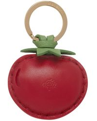 Mulberry - Tomato Keyring - Lyst