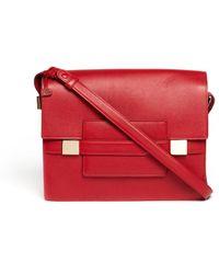 Delvaux - Madame Xl Polo Shoulder Bag - Lyst
