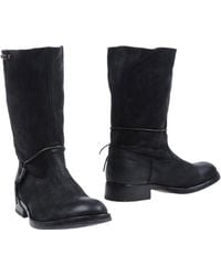 HTC Ankle Boots - Lyst