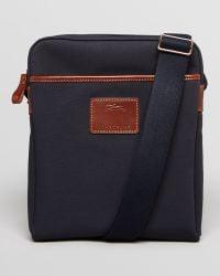 Longchamp - Safari Crossbody Bag - Lyst