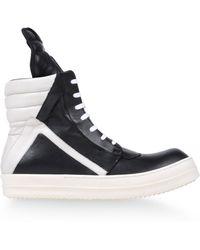 Rick Owens Hightop Sneaker - Lyst