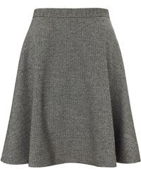 Somerset by Alice Temperley - Donegal Tweed Skirt - Lyst