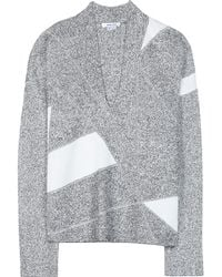 Helmut Lang Geo Pullover - Lyst