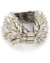 Jenny Packham - Navette Bracelet I - Lyst