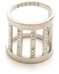 Vita Fede - Pandora Crystal Ring - Lyst
