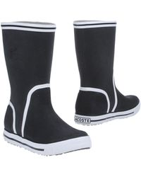 Lacoste Ankle Boots - Lyst