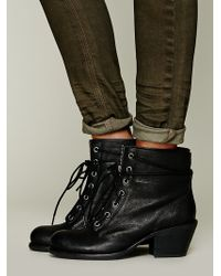 Luxury Rebel - Aberdeen Lace Up Boot - Lyst