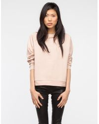 Need Supply Co. - Basic Sweat In Nude - Lyst
