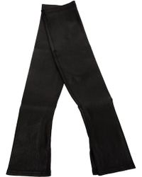 Plein Sud - Leather Fingerless Glove - Lyst