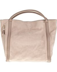 See By Chloé Harriet Leather Tote - Lyst