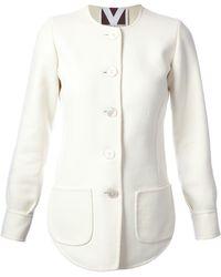 Valentino Vintage 70s Jacket - Lyst
