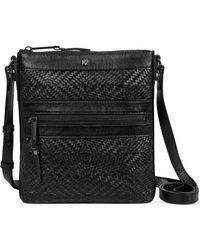 Elliott Lucca - Bali 89 Leather Swing Pack Crossbody - Lyst