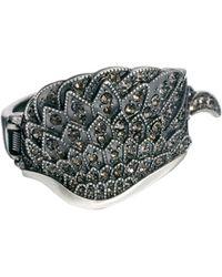 ASOS - Religion Wing Cuff Bracelet - Lyst