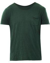 American Vintage - Tallahassee Scoopneck Tshirt - Lyst