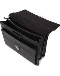 Leonhard Heyden - Lh Bristol Briefcase 2 Compart - Lyst
