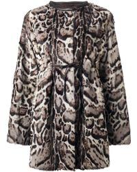 Liska 'Charly' Coat - Lyst