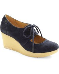 ModCloth | Afternoon Jaunt Wedge | Lyst