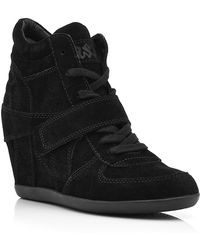 Ash - Bowie Wedge Trainer - Lyst