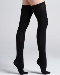 Commando Up All Night Opaque Thigh Highs - Lyst