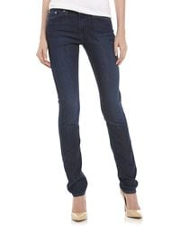 Ag Adriano Goldschmied Premier Slimstraight Jeans - Lyst