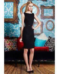 Alice + Olivia Darcey Sleeveless Dress - Lyst