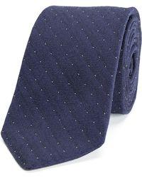 Rag & Bone - Speckle Tie Blue - Lyst