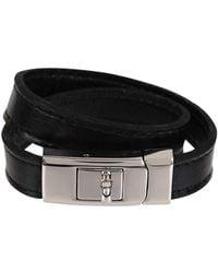 CC SKYE Double Wrap Portico Bracelet - Lyst