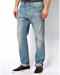 Levi's Jeans 508 Tapered Whiskeys Light Wash - Lyst