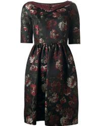 Antonio Marras Printed Dress - Lyst