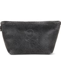 McQ by Alexander McQueen Crackle Cosmetics Case - Lyst