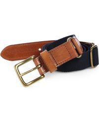 Polo Ralph Lauren Icon Belt - Lyst